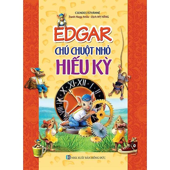 Edgar – Chú Chuột Hiếu Kỳ