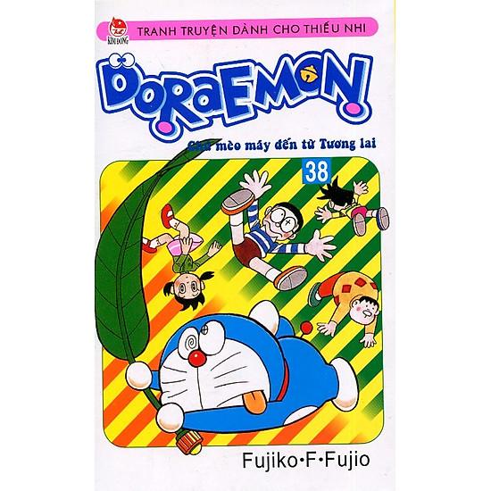 Doraemon - Chú Mèo Máy Đến Từ Tương Lai (Tập 38)