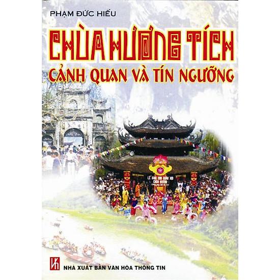 [Download Sách] Chùa Hương Tích - Cảnh Quan Và Tín Ngưỡng