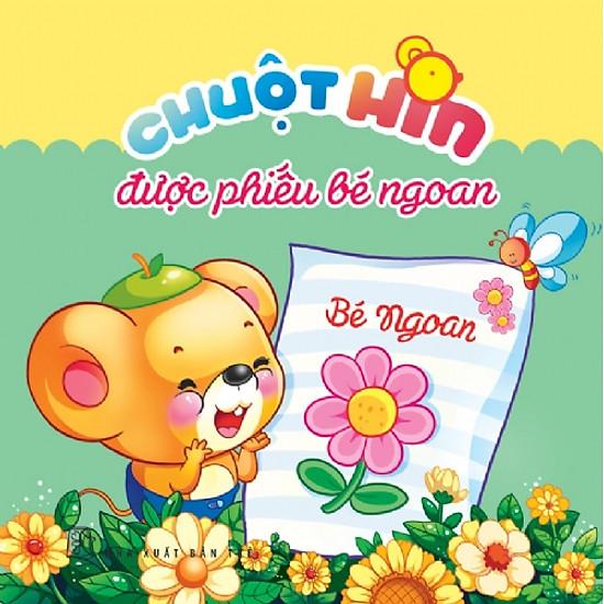 [Download sách] Chuột Hin Được Phiếu Bé Ngoan