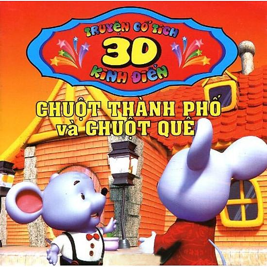 Truyện Cổ Tích 3D: Chuột Thành Phố Và Chuột Quê