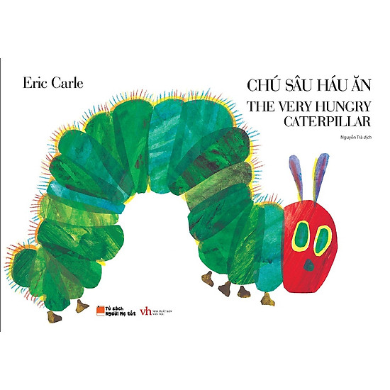 Picture Book Song Ngữ – Chú Sâu Háu Ăn