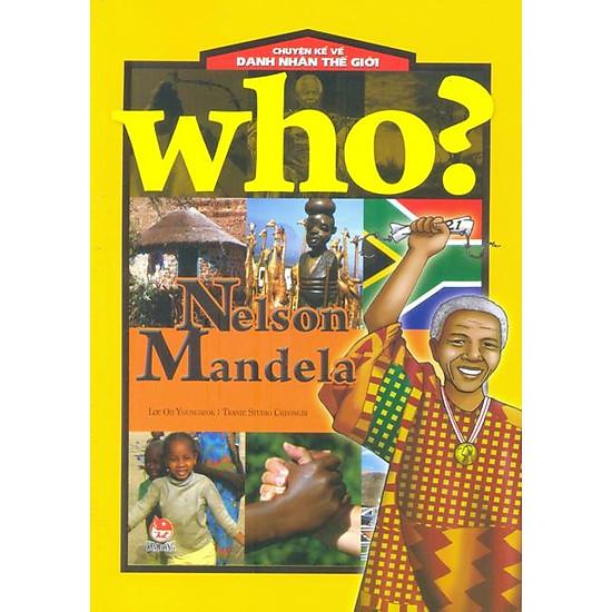 [Download sách] Chuyện Kể Về Danh Nhân Thế Giới - Nelson Mandela