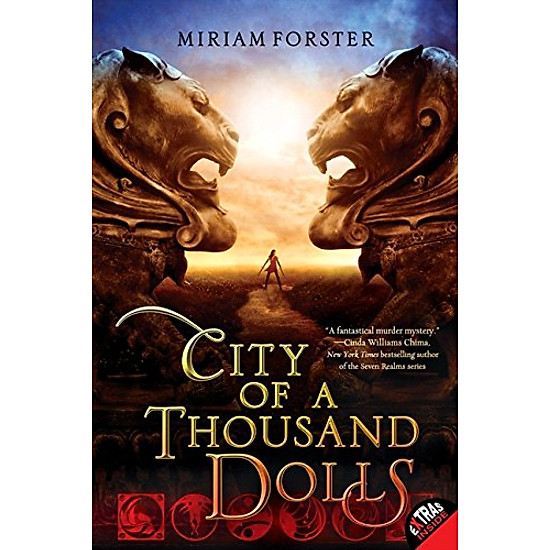 [Download Sách] City Of A Thousand Dolls