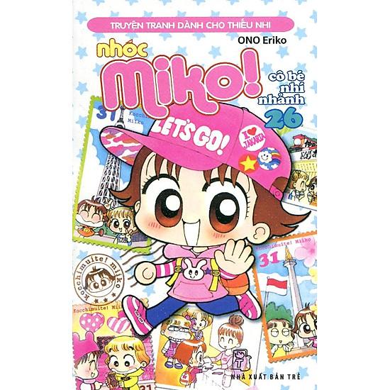 Nhóc Miko! Cô Bé Nhí Nhảnh - Tập 26