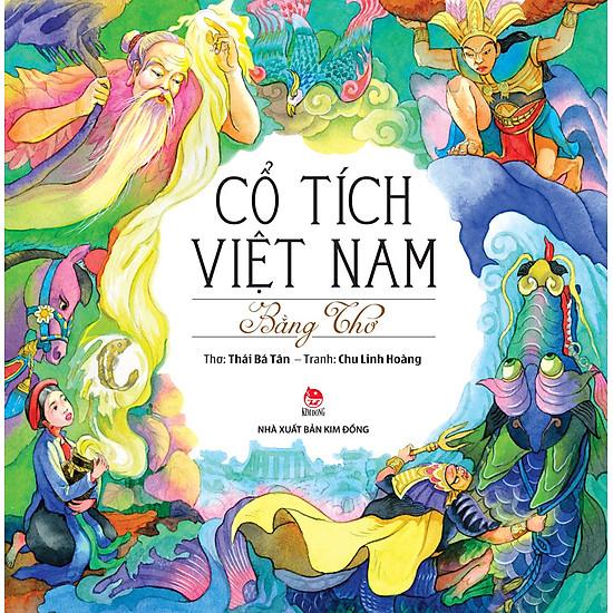 Cổ Tích Việt Nam Bằng Thơ