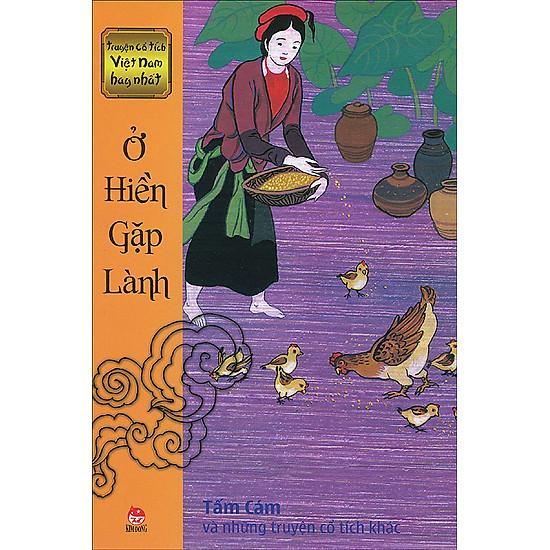 [Download Sách] Truyện Cổ Tích Việt Nam Hay Nhất - Ở Hiền Gặp Lành