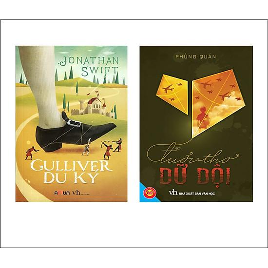 Combo Tuổi Thơ Dữ Dội - Gulliver Du Ký (Đinh Tị Books)