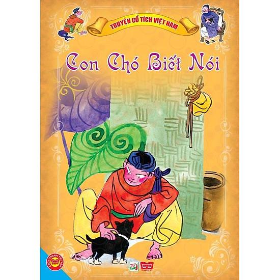 Truyện Cổ Tích Việt Nam – Con Chó Biết Nói