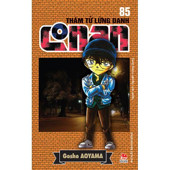 Thám Tử Lừng Danh Conan (Tập 85)