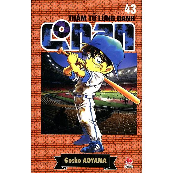Thám Tử Lừng Danh Conan 43 (Tái Bản 2014)