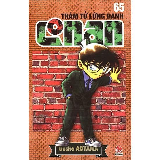Thám Tử Lừng Danh Conan 65 (Tái Bản 2014)