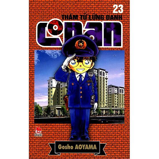 Thám Tử Lừng Danh Conan 23 (Tái Bản 2014)
