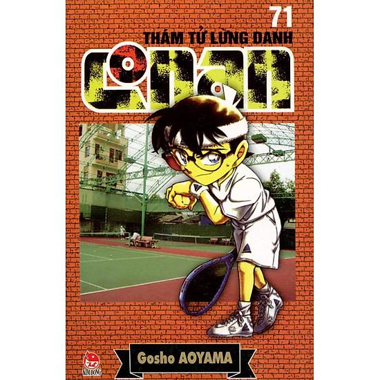 Thám Tử Lừng Danh Conan 71 (Tái Bản 2014)