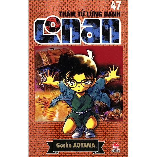 Thám Tử Lừng Danh Conan Tập 47 (Tái Bản 2014)