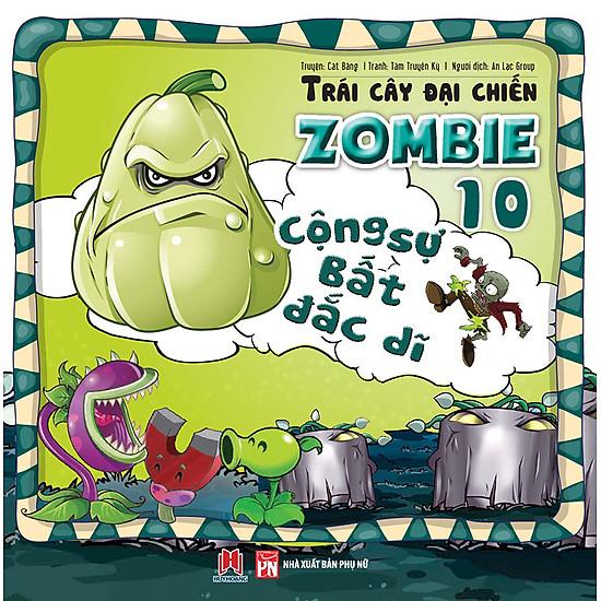 Trái Cây Đại Chiến Zombie (Tập 10) – Cộng Sự Bất Đắc Dĩ
