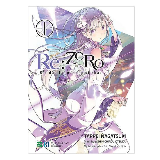 [Download sách] Re: Zero - Bắt Đầu Lại Ở Thế Giới Khác