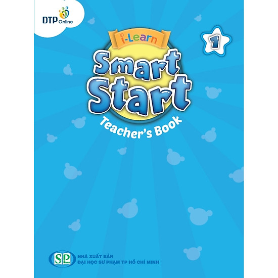 i-Learn Smart Start 1 Teacher Book + Class Audio CDx2