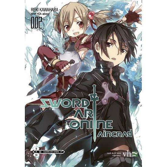 Download sách Sword Art Online 002 - Aincrad
