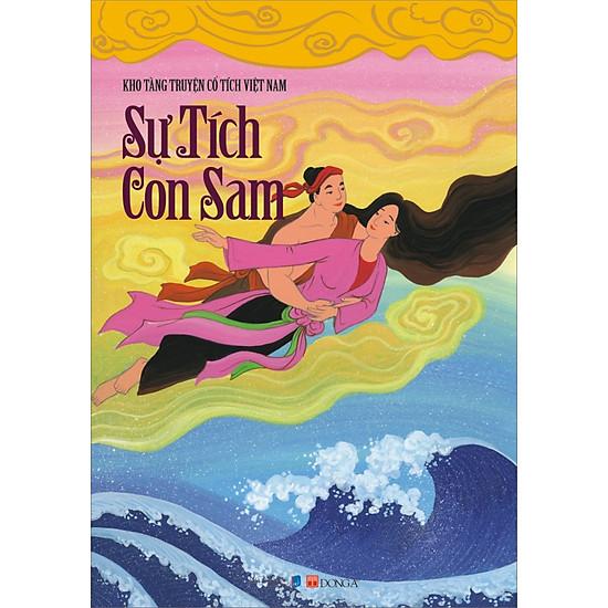 Kho Tàng Truyện Cổ Tích Việt Nam - Sự Tích Con Sam