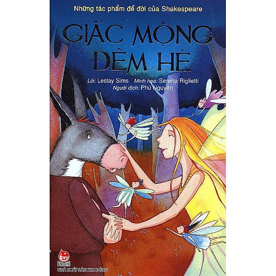 Download sách Những Tác Phẩm Để Đời Của Shakespeare - Giấc Mộng Đêm Hè