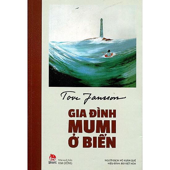 Gia Đình Mumi Ở Biển