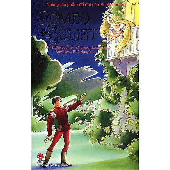 [Download Sách] Những Tác Phẩm Để Đời Của Shakespeare - Romeo Và Juliet