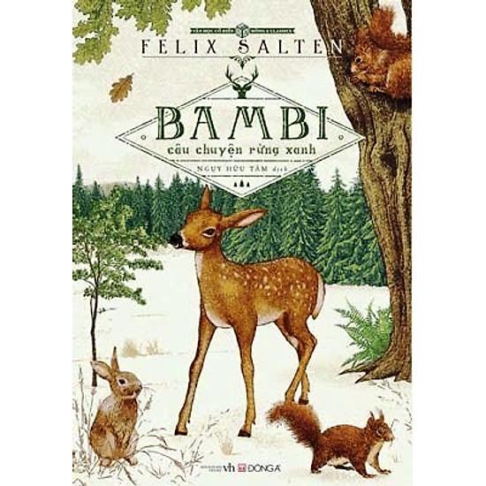 Bambi – Câu Chuyện Rừng Xanh