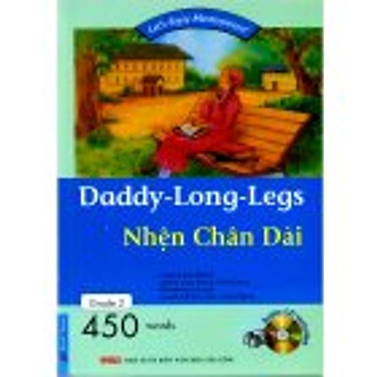 [Download Sách] Happy Reader - Nhện Chân Dài (Kèm 1CD) - Tái Bản