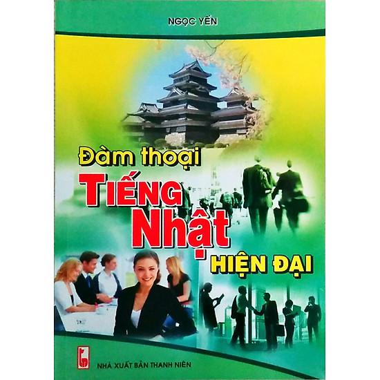Download sách Đàm Thoại Tiếng Nhật Hiện Đại (Kèm CD)