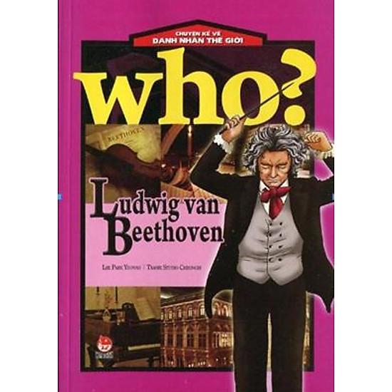 [Download sách] Truyện Kể Về Danh Nhân Thế Giới - Ludwig van Beethoven