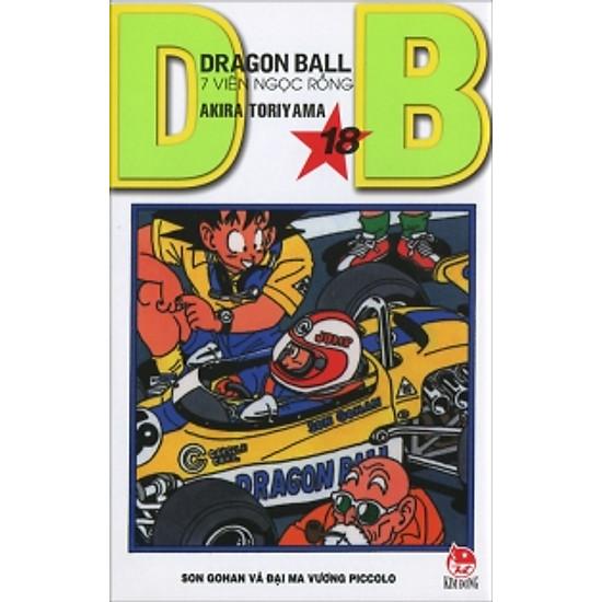 [Download sách] Dragon Ball - Tập 18