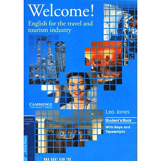 Welcome! English For The Travel And Tourism  Industry