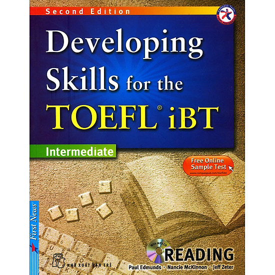 Developing Skills For The Toefl IBT – Reading