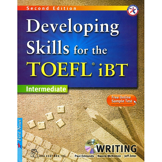 Developing Skills For The Toefl IBT – Writing