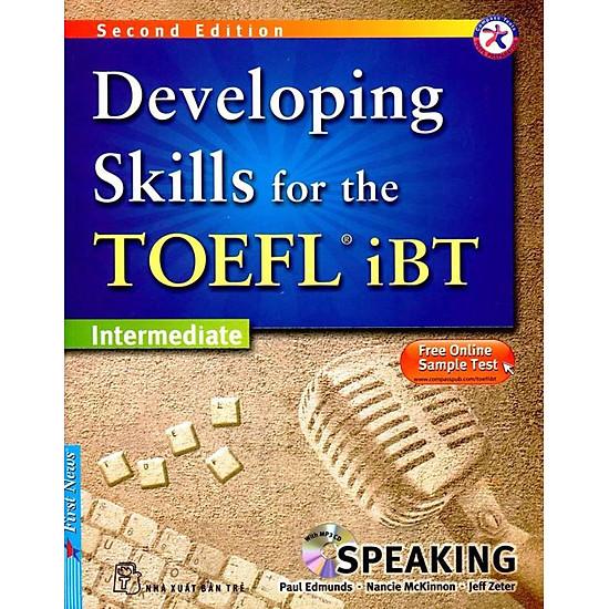 Developing Skills For The Toefl IBT - Speaking