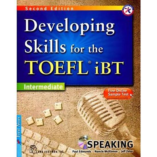 Developing Skills For The Toefl IBT - Speaking - Kèm CD
