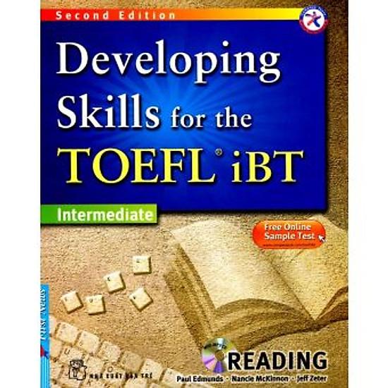 Developing Skills For The Toefl IBT - Reading - Kèm CD