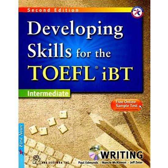 Developing Skills For The Toefl IBT - Writing - Kèm CD