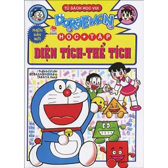 Doraemon Học Tập: Diện Tích - Thể Tích (Tái Bản 2015)