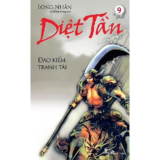 Diệt Tần – Đao kiếm tranh tài  (Tập 9)