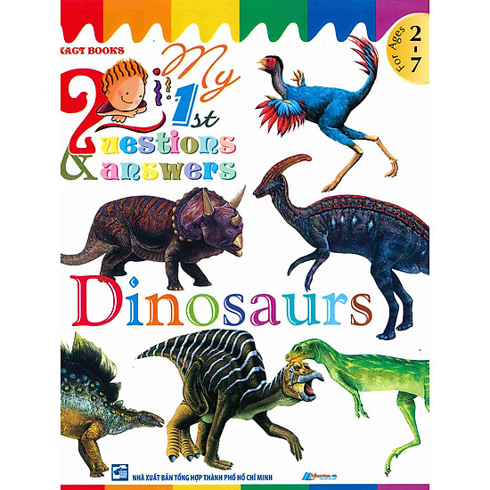 My First Questions & Answers – Dinosaurs