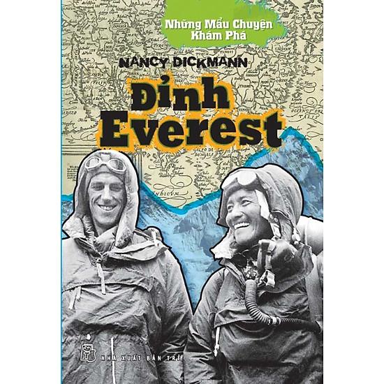 [Download Sách] Những Mẩu Chuyện Khám Phá - Đỉnh Everest
