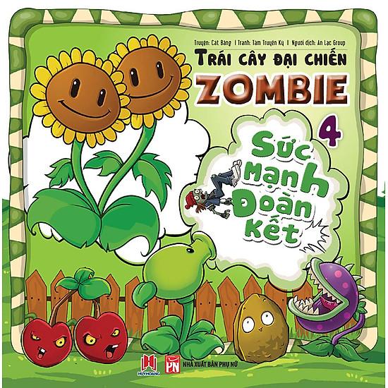 Trái Cây Đại Chiến Zombie (Tập 4) – Sức Mạnh Đoàn Kết