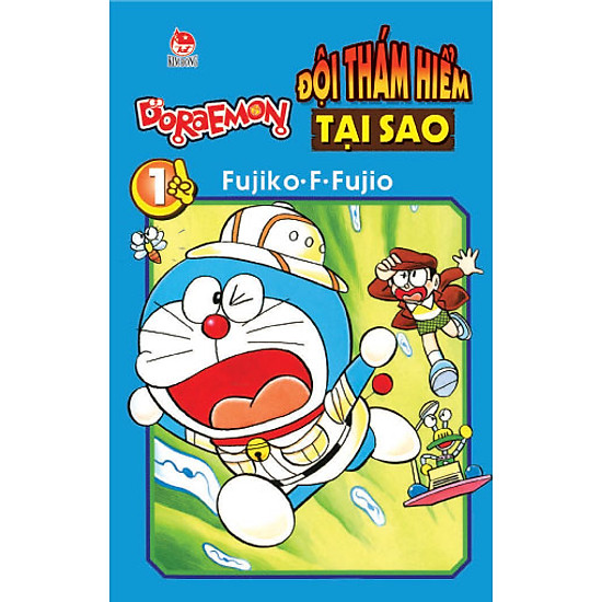 Doraemon - Đội Thám Hiểm Tại Sao - Tập 1