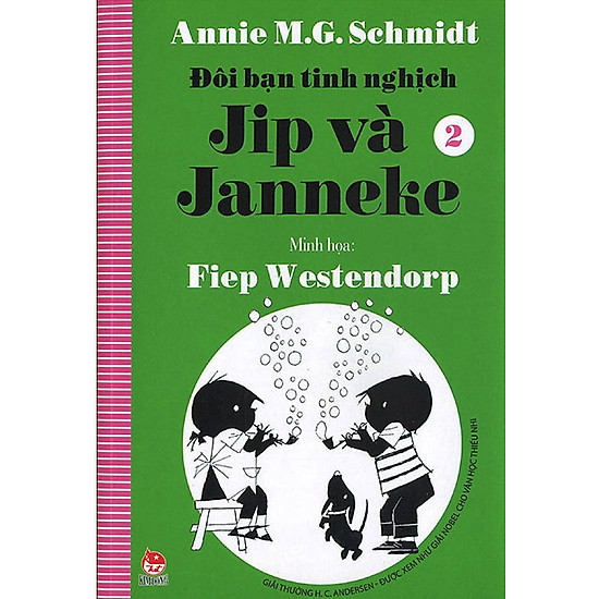 Đôi Bạn Tinh Nghịch Jip Và Janneke - Tập 2