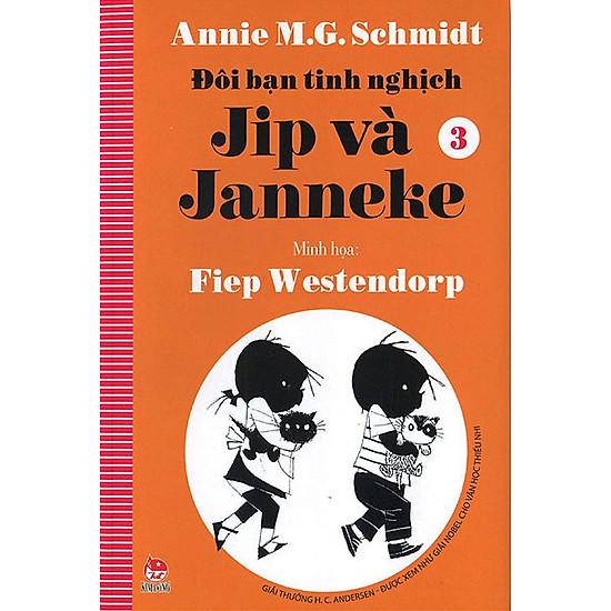 Đôi Bạn Tinh Nghịch Jip Và Janneke – Tập 3
