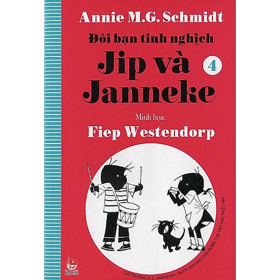 Đôi Bạn Tinh Nghịch Jip Và Janneke - Tập 4