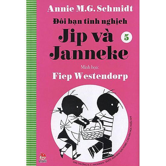 Đôi Bạn Tinh Nghịch Jip Và Janneke – Tập 5