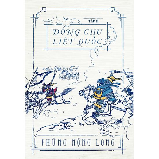 Đông Chu Liệt Quốc – Tập 2
